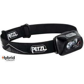 Petzl Actik Core Faretto, black